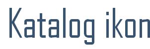Logo Katalogu ikon